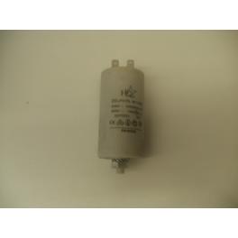 Condensator 20 uF 2x2 aansluitingen
