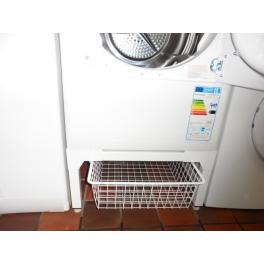 Sokkel maken voor wasmachine