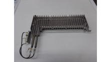 Whirlpool AWZ 325 857532572001 Verwarmingselement 2500W koelribben 2 klixon Art.No.:481231028307