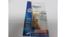 WPRO droger/ ovenlamp E14 Max300C 15W