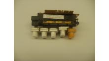 Miele drukschakelaar set voor T565 T432 T442C
