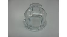 Miele T643 lampenkap, glaasje. T.Nr.:1567834