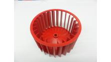 Marijnen ventilatorvin kleur rood. Art: 1258602000