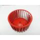 AEG ventilatorvin kleur rood. Art:1258602000